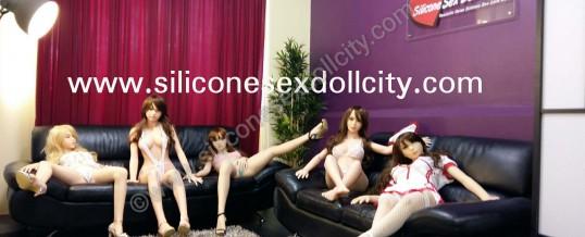 Asian & Japanese Sex Dolls Real & Life Like