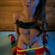 Julia Small Breasts 140cm with small breasts Sex Doll $1590.00usd Free World Wide Shipping