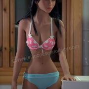 Khloe A Cup 140cm with small breasts Sex Doll $1590.00usd Free World Wide Shipping