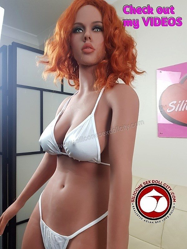 Sex doll Valentina 160cm D-Cu